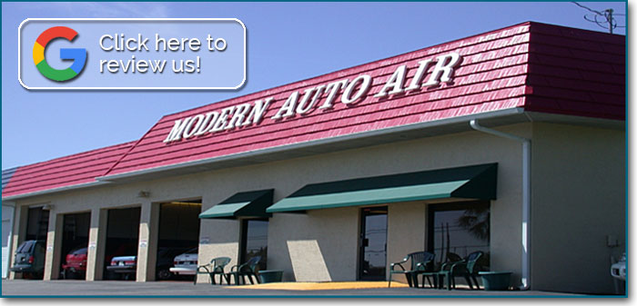 Modern Auto Air of Ft Myers Services All Makes and Models